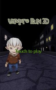 Vampire Crazy Run 3D
