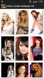 ashley tisdale Wallpaper HD - screenshot thumbnail