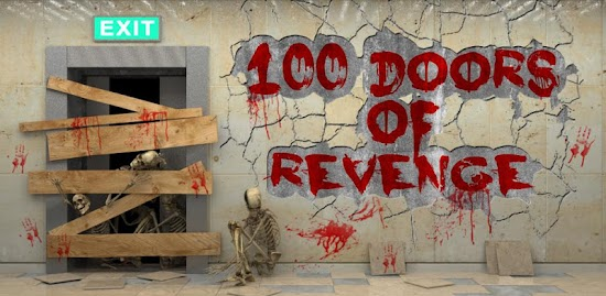 100 Doors of Revenge 1.2.1 Apk Direct Link By Gipnetix