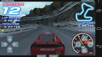 Screenshot of PPSSPP Gold - PSP emulator