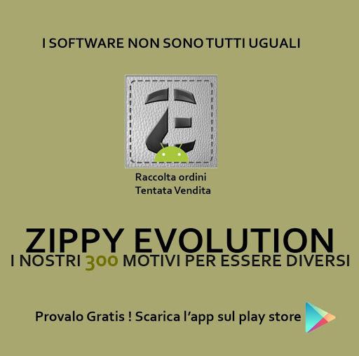 ZippyEvolution Raccolta Ordini