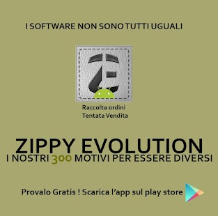 ZippyEvolution Raccolta Ordini - náhled