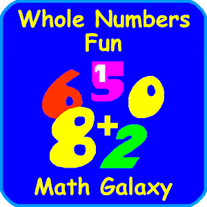 Worksheets Whole Numbers math galaxy whole numbers fun android apps on google play fun