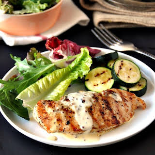 Chicken With Whole Grain Mustard Sauce Recipes.