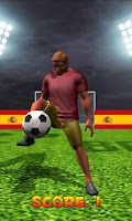 Screenshot of FootBall Cup