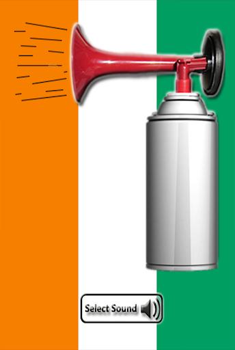 Air Horn Ivory Coast