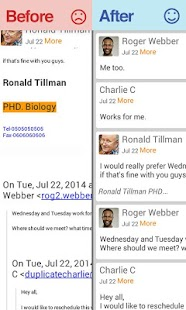 Email for Exchange & Hotmail + - screenshot thumbnail
