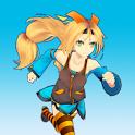 Crazy Runner ( Running Girl ) icon