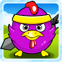 Ninja Chicken Egg Collector icon
