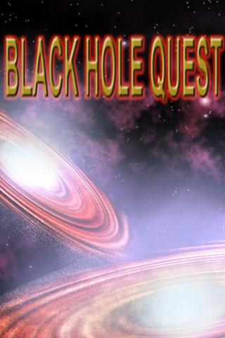 Black Hole Quest- screenshot