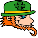 St Patricks Day: Beer Rush logo
