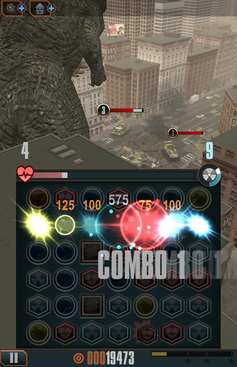 Godzilla - Smash3 screenshot #7