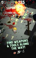Screenshot of Zombie Minesweeper