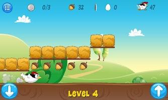 Screenshot of Ninja Chicken