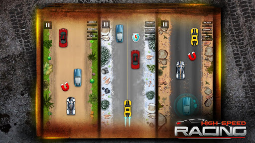 高速スピードレース