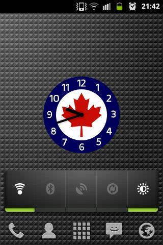 Canada alarm clock