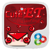 CuteET GO Launcher Theme