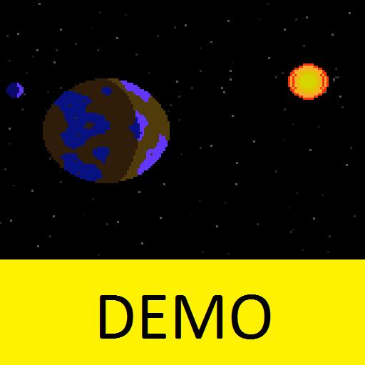 Dark Unknown Planet Demo LOGO-APP點子