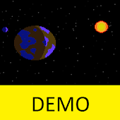Dark Unknown Planet Demo