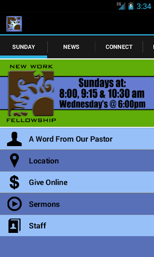 New Work Fellowship