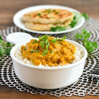 Easy Indian Chicken Korma.