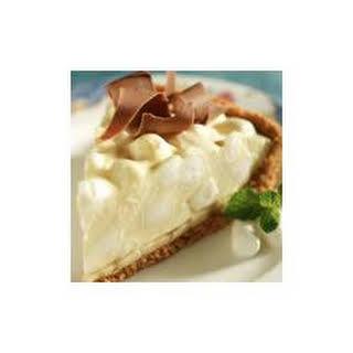 Banana Mallow Pie.