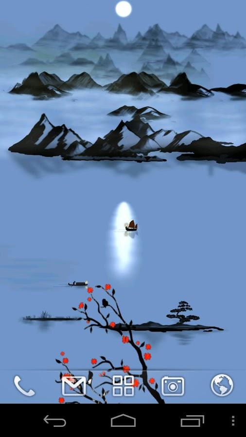 Zenscapes: Spring Lake HD- screenshot