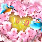 SAKURA*SAKU Live Wallpaper icon