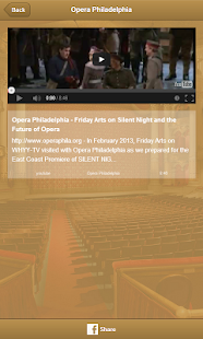 Opera Philadelphia- screenshot thumbnail