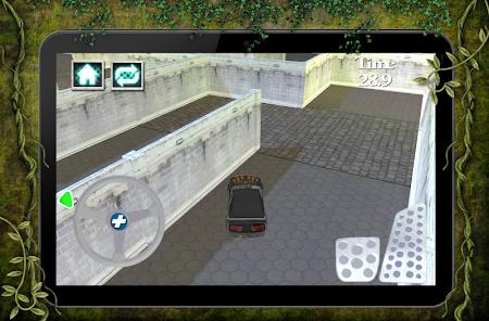 the maze parking simulator 3D 1.1 screenshot 1587200