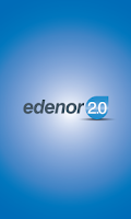 Screenshot of edenor 2.0
