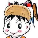 ゴンちゃん2011年4月号 logo