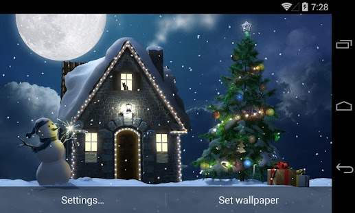 Christmas Moon- screenshot thumbnail