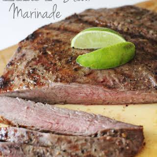 Easy Steak Marinade.