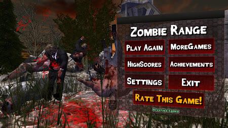 Zombie Range 1.4 screenshot 638856