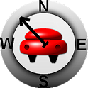 Car Compass Pro icon