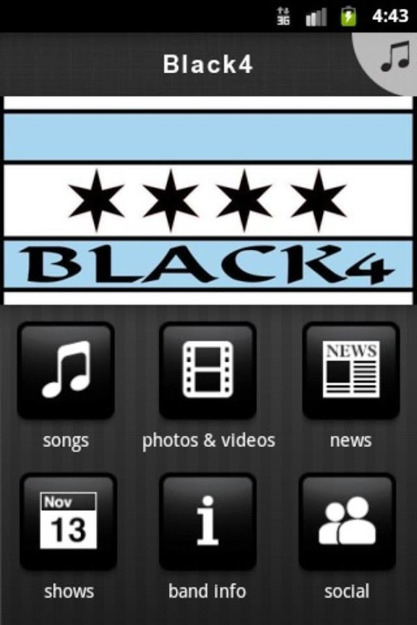 Black4 - screenshot