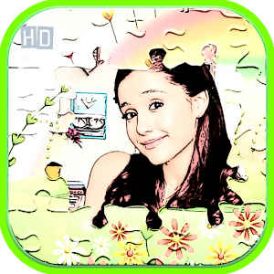 Cartoon Ariana Puzzle Game for PC and MAC