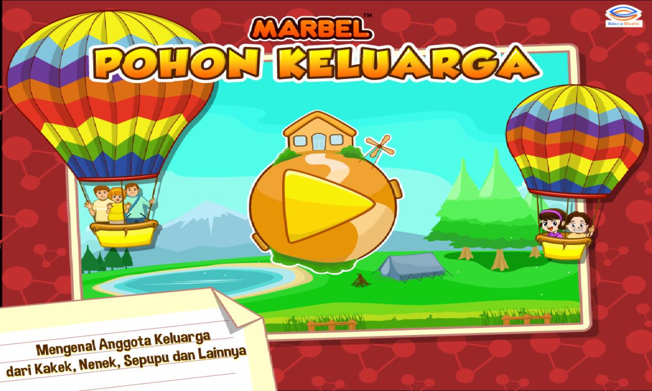 Marbel Belajar Pohon Keluarga Apl Android Di Google Play