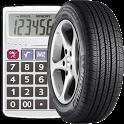 Tire calculator icon