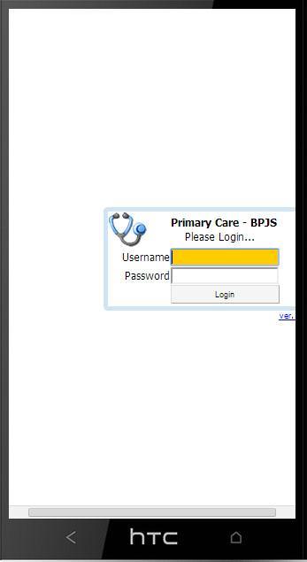 BPJS Kesehatan - screenshot
