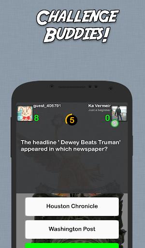 玩免費益智APP|下載20세기 역사 트리비아 app不用錢|硬是要APP