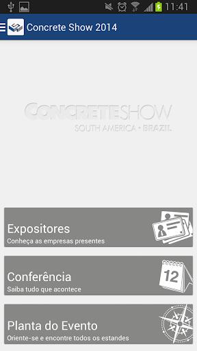 Concrete Show 2014