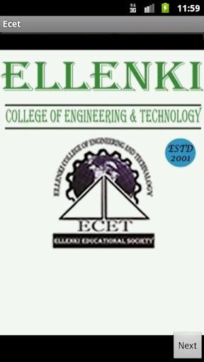 Ellenki College of Engineering