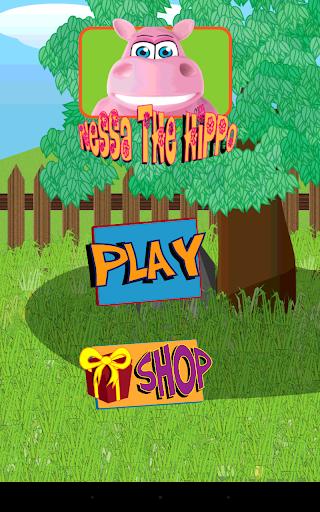 Nessa Hippo 3D Princess Girl