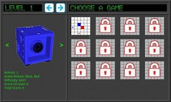Screenshot of RobotBlock