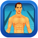 Adult Pool Swim Champion Free icon