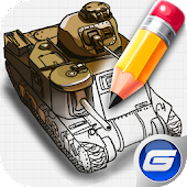Learn to draw Tank
