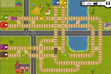 Train Mania- screenshot thumbnail