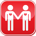 Gay Dating Chat Hookup Locator icon